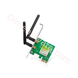 Jual Network Card Wireless TP-LINK PCI Express Adapter [TL-WN881ND]